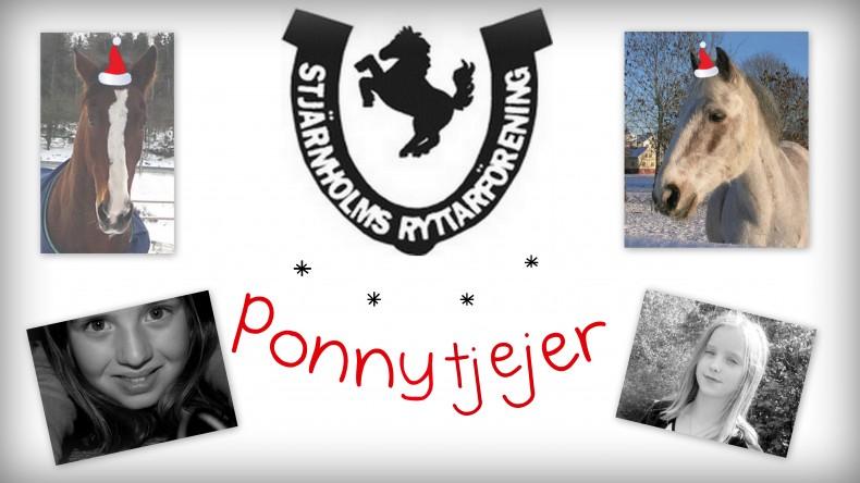 ponnytjejer